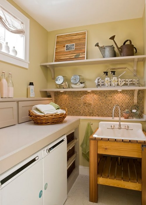 Laundry Room inspiration set 1  laundry room