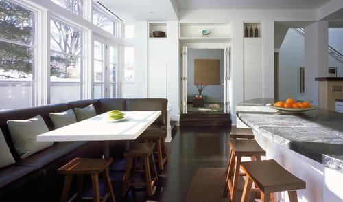 Lake Calhoun Residence contemporary kitchen