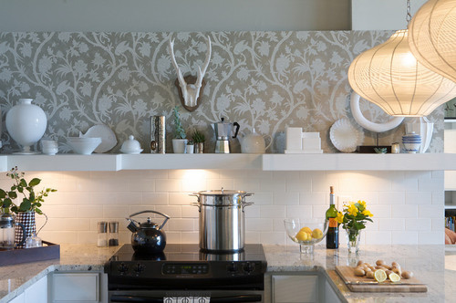 Heather Garrett Design contemporary kitchen