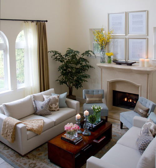 Designing Home: 10 Tips for decorating a small living room on Decorating Small Living Room  id=37486