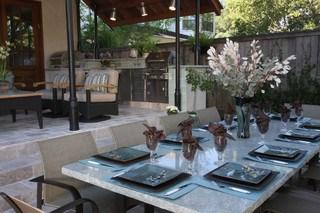 Dena Brody eclectic patio