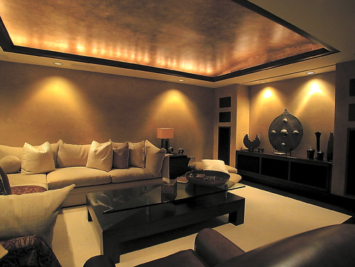 Ambient lighting interiors weddings pools exteriors for Ambient lighting interior design