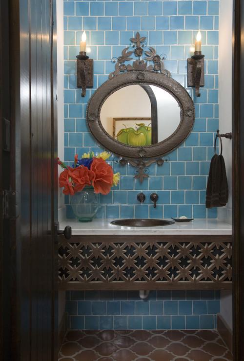 Must Make An India Inspired Carved Wood Bathroom Vanity Nomadic Decorator