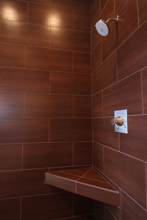 contemporary bathroom by Jason Ball Interiors