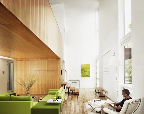 Fairfield House modern living room
