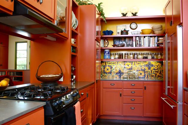 Kitchen mediterranean kitchen