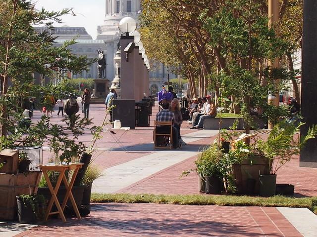 Reclaim Market Street
