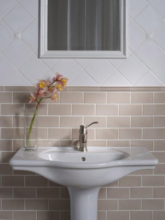Traditional Subway Tile Bathroom Design Ideas, Pictures ... on Bathroom Ideas Subway Tile  id=19533