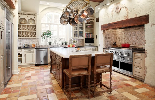 Rustic Farmhouse Kitchen on Rustic Farmhouse Kitchen  id=90250