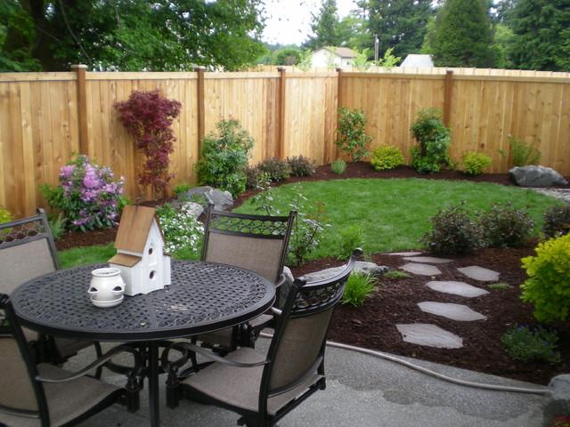 moroija: Outdoor Patio ideas For Small Backyards on Houzz Backyard Patios  id=40975