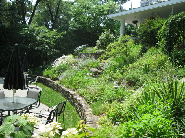 Welldone: Front lawn landscaping ideas quotations on education on Steep Sloping Garden Ideas  id=38643