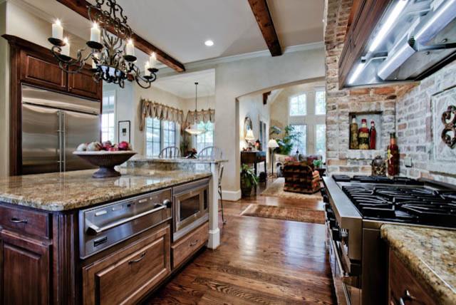 Chef Kitchens Dream Traditional Kitchen