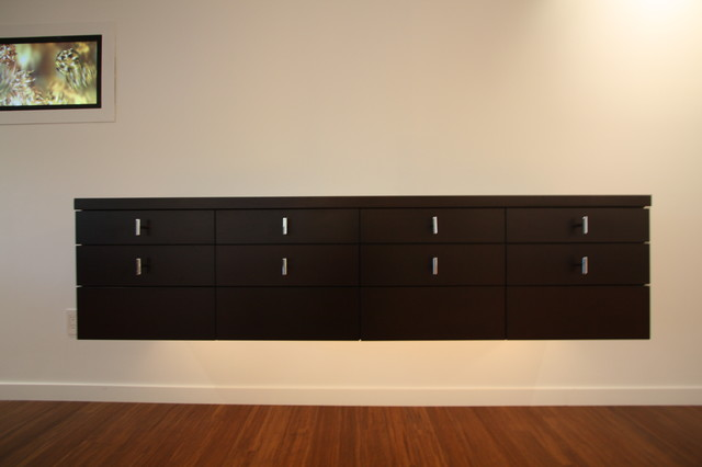 Floating Cabinet Cleveland By Architectural Justice