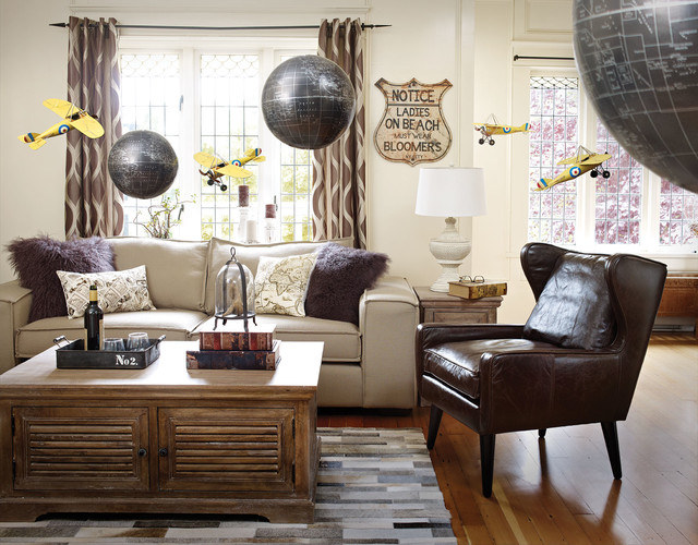 Home And Garden Living Rooms
