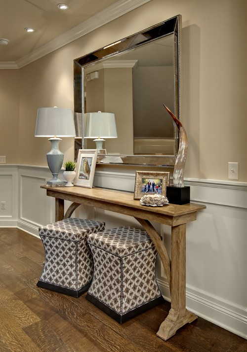 Where Did You Purchase The Mirror And Narrow Entry Table