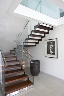 Diseos De Escaleras Formas Y Estilos Para Disear Y