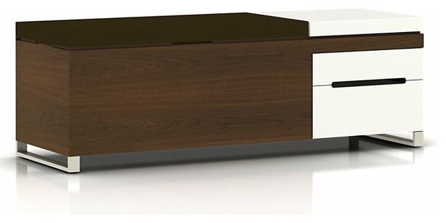 Herman Miller Cognita Storage Bench Contemporary