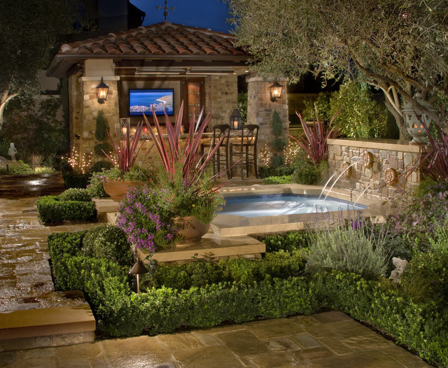 Back Porch Tv Ideas
