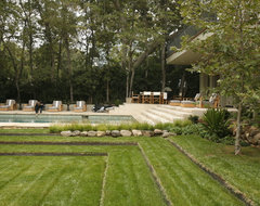 Need Landscape Ideas for Tiered Backyard on Tiered Yard Ideas  id=58099