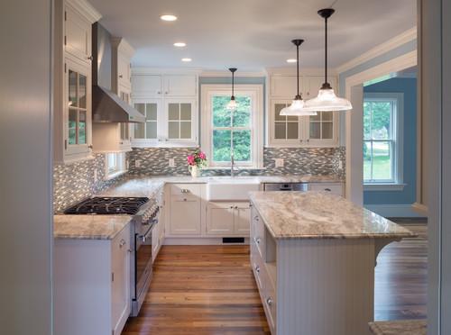 Alpine White Granite   Granite Countertops, Granite Slabs on Farmhouse Kitchen Farmhouse Granite Countertops  id=58109