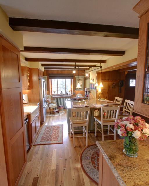 Cottage Charm: Kitchen Renovation - Rustic - Kitchen ... on Rustic:mophcifcrpe= Cottage Kitchen Ideas  id=79856