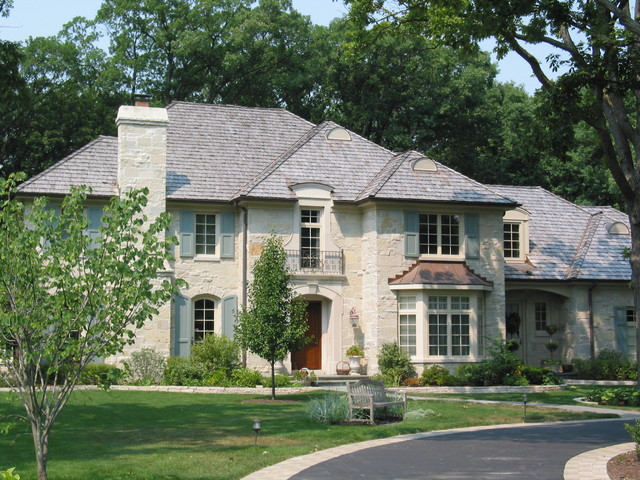 Custom Homes by Reynolds Architecture traditional exterior