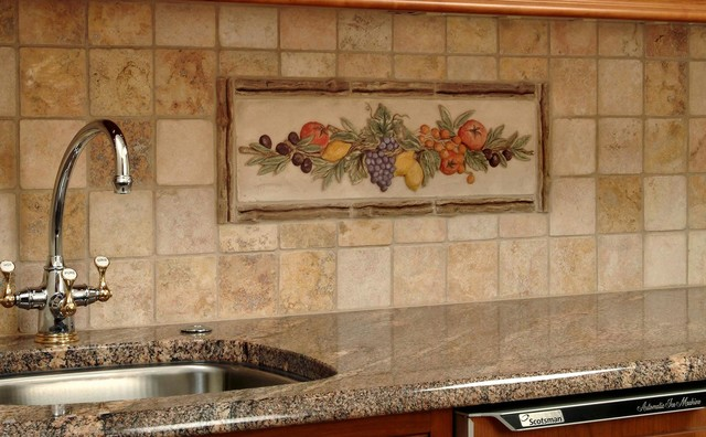 Kitchen Decorative Mural Backsplash