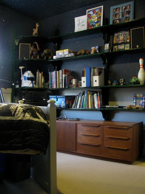 Lego Star Wars Bedroom Book Shelves Contemporary Kids Milwaukee