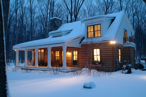 Forget Winter Just Hibernate In One Of These Cozy Homes