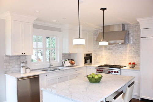 Ideal Modern Kitchen by New York Architects u Designers Chelsea Atelier Architect PC