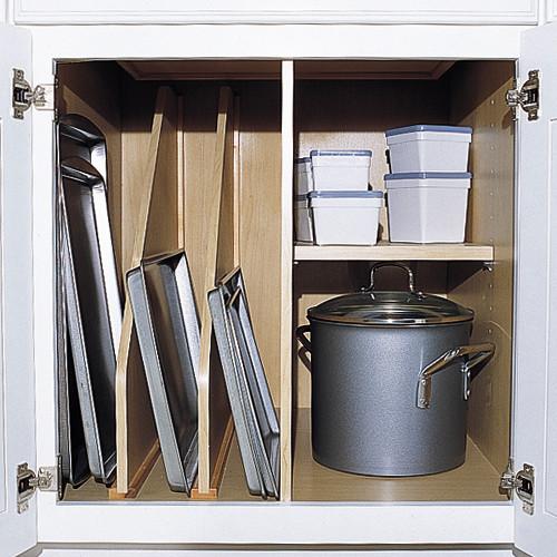 Kitchen Cabinet Accessories Traditional Drawer Organizers