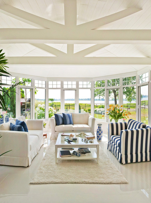 Get Inspired 10 Sunny Sun Rooms How To Nest For Less