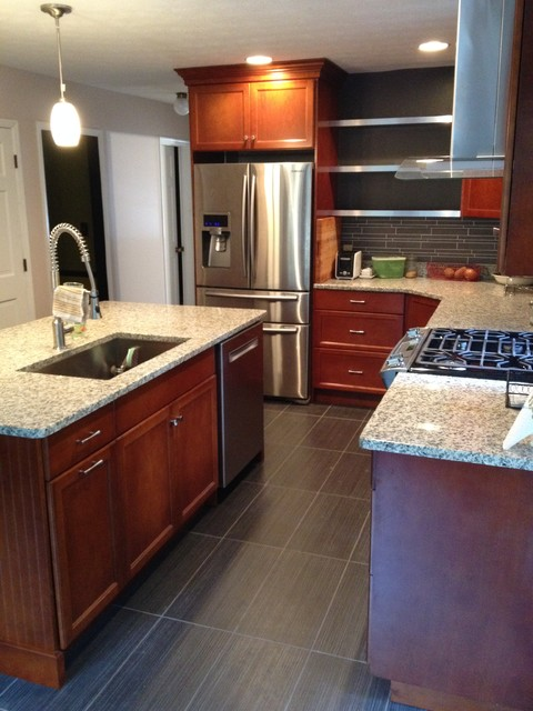 New Hope contemporary kitchen