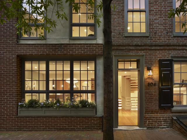 modern exterior by Rasmussen / Su Architects