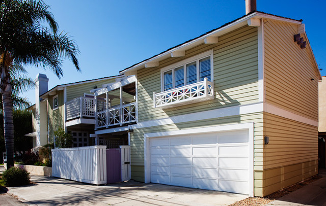 contemporary exterior by Sybil Jane Barrido, ASID, CID - SJVD DESIGN