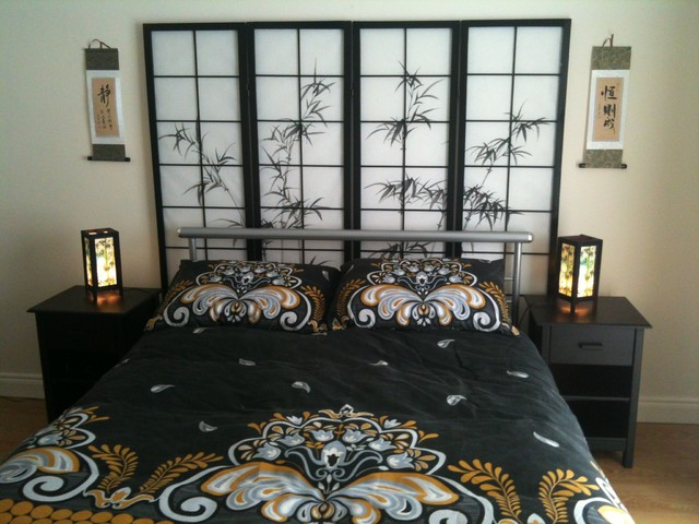Japanese Style Bedroom Asian Bedroom Other Metro