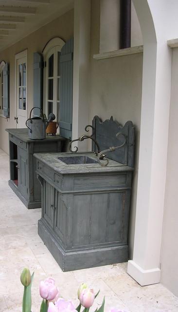 Outdoor sink on Outdoor Patio Sink id=29779
