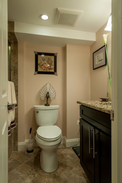 Townhouse Bathroom Revitalized In North Old Town