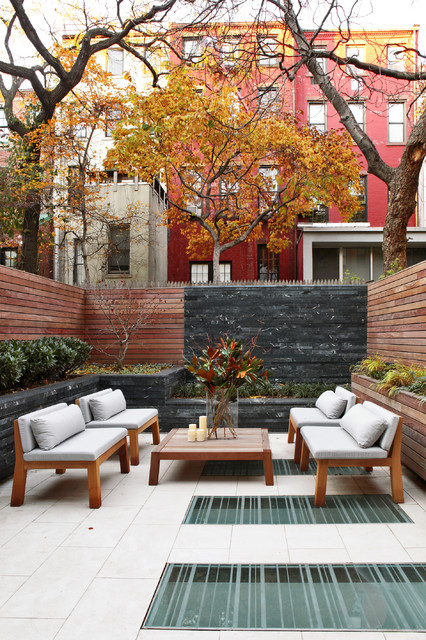 West Village Townhouse NYC on Townhouse Patio Ideas  id=99016