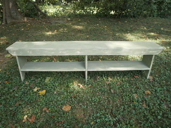 amish bench plans