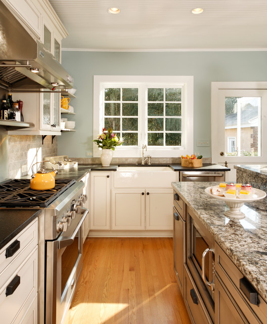 """""""Modern"""" Country Kitchen - Traditional - Kitchen - dc ..."""