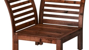 PPLAR Corner Section IKEA Patio Furniture And