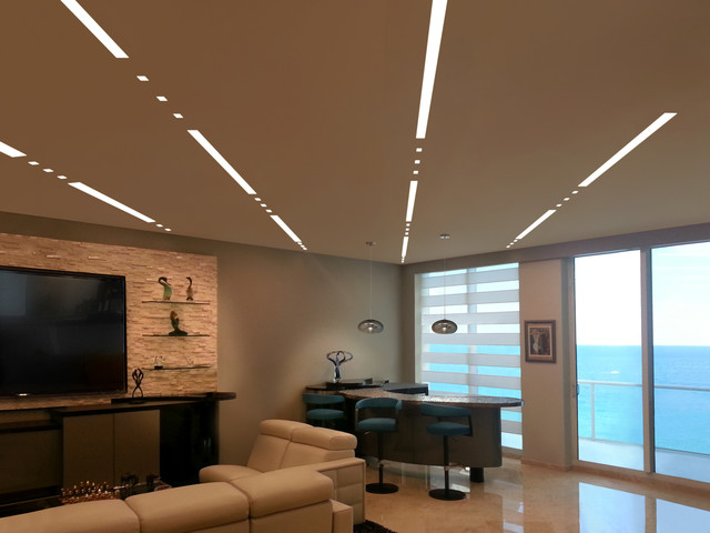 Truline 1 6 Led By Pure Lighting Contemporary Living