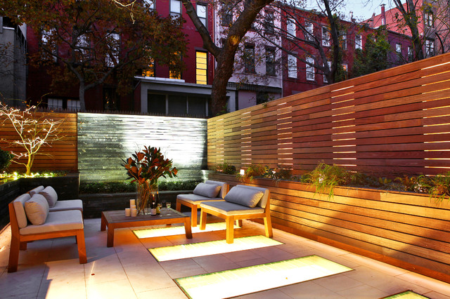 West Village Townhouse NYC on Townhouse Patio Ideas  id=56134