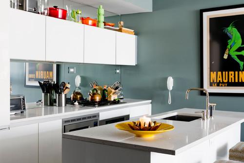 es por ello que te muestro un recopilado de ideas y trucos de diseo que podremos utilizar para transformar nuestra pequea cocina a un espacio mas