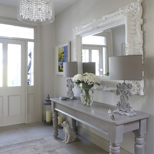 Full Image For Mirrors Entry Hall 117 Inspiring Style Love The Whole Look