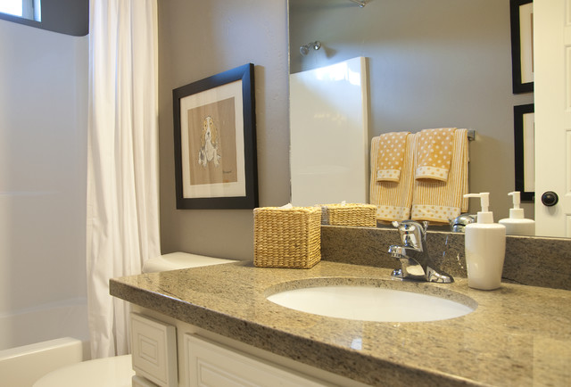Valley View Model - Sun Valley Design - Traditional ... on Model Bathroom  id=54633