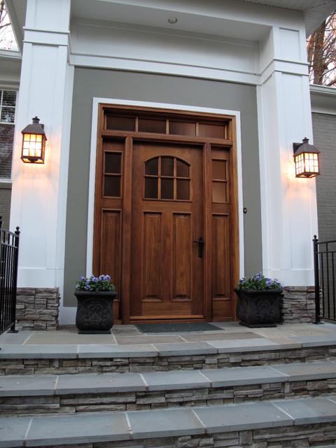 Borano Classic Doors - Traditional - Entry - other metro - by Borano