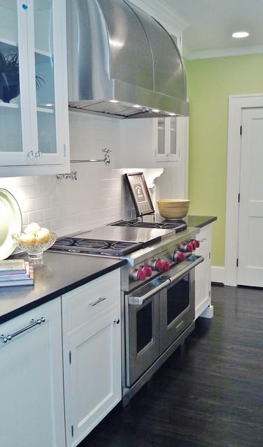Bright Open Kitchen Modern Charlotte Guthmann