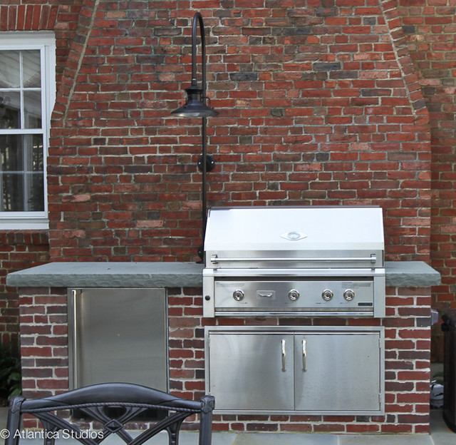Grill Station - Traditional - Patio - boston - by Paragon ... on Patio Grill Station id=81231